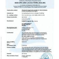 Certyfikat spawalnictwa - norma EN 1090