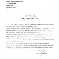 Zakład Przetwórstwa Mięsnego Biegun 20.04.2006