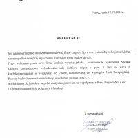 Zakłady Mięsne Łagrom, Poniec Sp z o.o. 12.07.2004