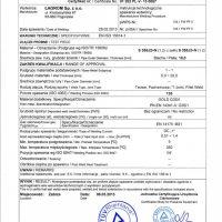 Qualification in welding procedures for metals - 10mm metal sheet